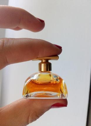 Винтажная миниатюра spellbound estee lauder, parfum/духи, 3,5 мл,шикарный аромат,редкость!