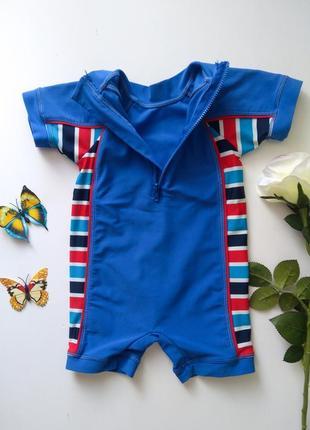 Купальник костюм для плаванья upf40+  matalan3 фото