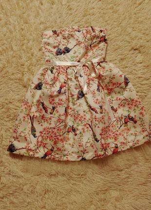 Сарафан, нарядное платье