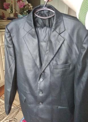 ecc86a40828e Серебристые мужские костюмы 2019 - купить недорого мужские вещи в ...