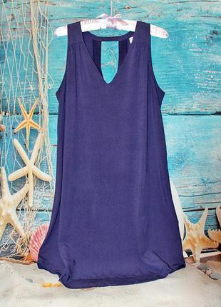 Базовое летнее платье из вискозы old navy оригинал размер м