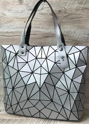 Стильная летняя пляжная сумка