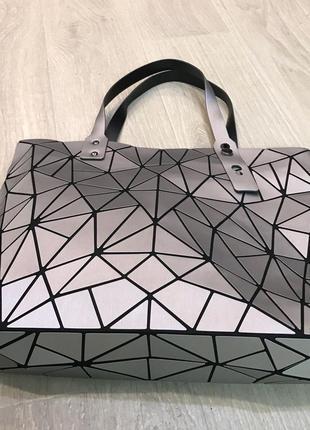 Стильная летняя пляжная сумка4 фото