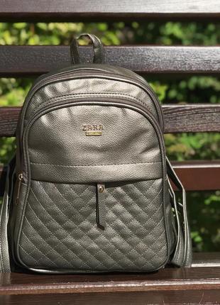 c5c4f175da2e Серые рюкзаки, женские 2019 - купить недорого вещи в интернет ...