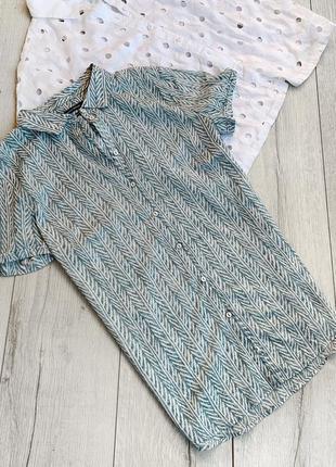 Котонова рубашка,сорочка marc o polo