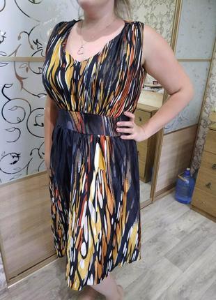 Сарафан платье 48 р л