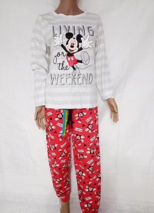 Пижама, домашний костюм микки маус