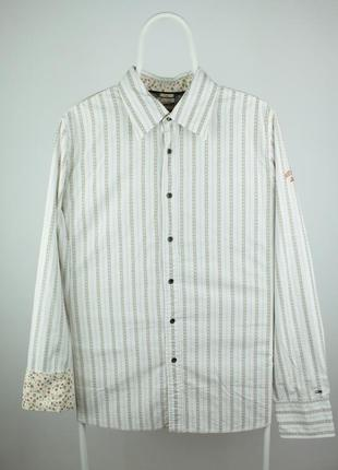 Оригинальная стильная качественная рубашка tommy hilfiger