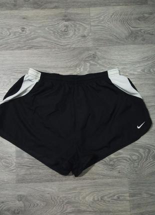 Беговые шорты nike fit dry