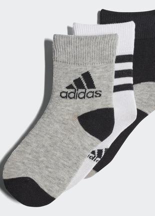 Носки дет. adidas 3 в 1 (арт. cv7145)
