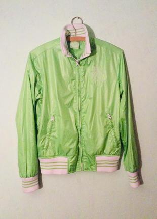 Бомбер, спортивна куртка five seasons 🍏