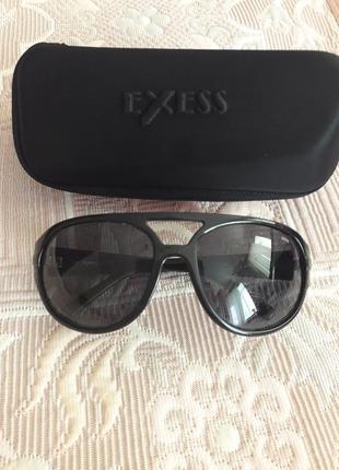 Черные очки exess