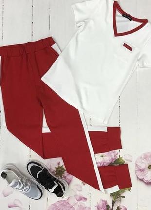 Классные модные летние костюмчики