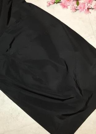 1+1=3 нарядное черное коктейльное короткое платье redhering, размер 44 - 463 фото