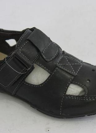 Мокасины - туфли для мальчиков1 фото