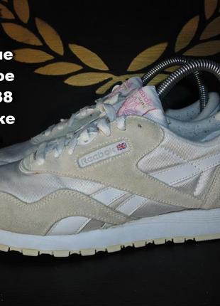 Reebok classic кроссовки. размер 38