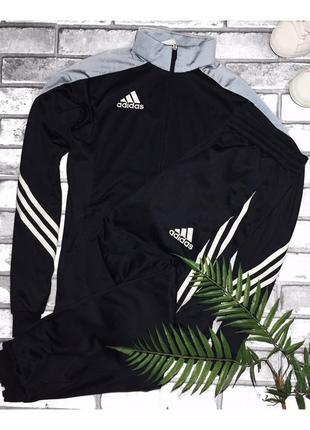Adidas адидас оригинальный костюм штаны кофта спортивные