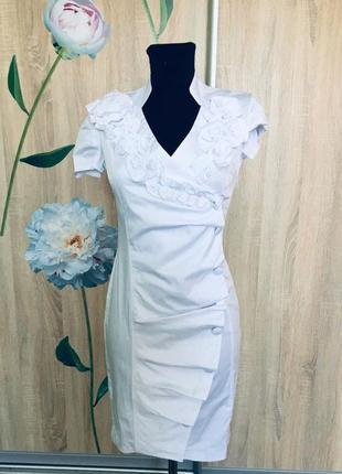 Новое летнее платье defilelux м-l 40-й р-р