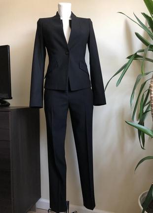 Шерстяной костюм boss hugo boss p.34