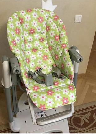 Чехол на стульчик для кормления пегперего татамия