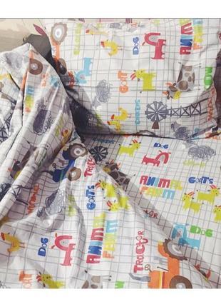 Постельное белье , постельное для мальчика , детское постельное белье1 фото