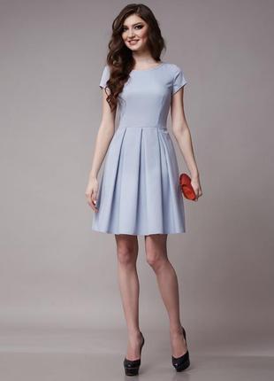 Небесное платье
