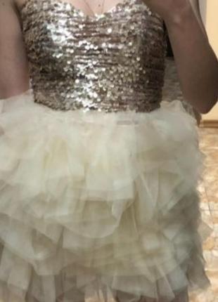 Нарядное платье, вечернее, коктельное платье