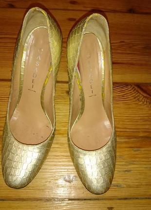 Casadei  туфли .