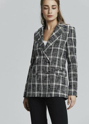 Стильный комфортный пиджак