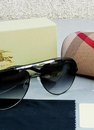 Burberry очки капли унисекс солнцезащитные