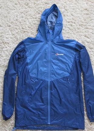 Женский дождевик berghaus fast hike women's waterproof jacket