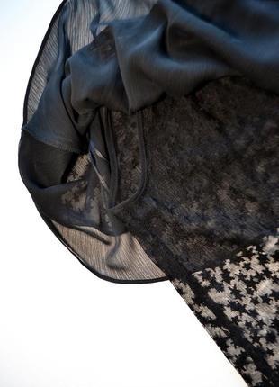 Шикарная воздушная блуза от zara6 фото