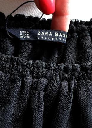 Шикарная воздушная блуза от zara5 фото