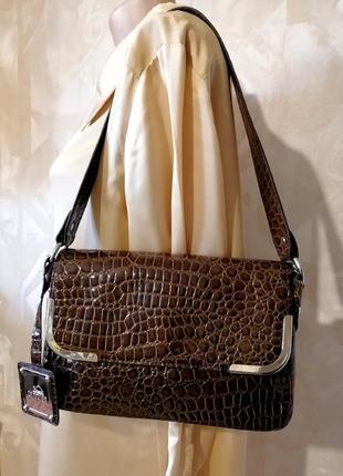 484d6f3d41fa Женские сумки из кожи крокодила 2019 - купить недорого вещи в ...