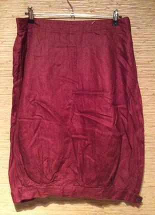 #розвантажуюсь замечательная льняная юбка миди