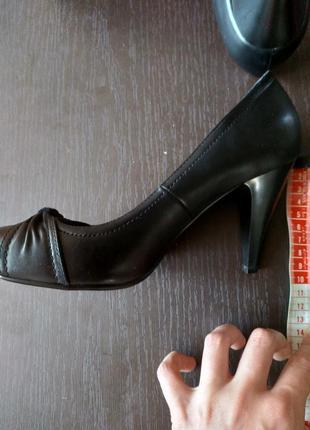 Новые туфли 24.5 стелька5 фото