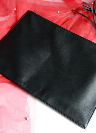 Pull&bear сумка клатч з вишивкою6 фото