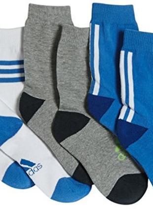 Носки дет. adidas 3в1 (арт. g68539)