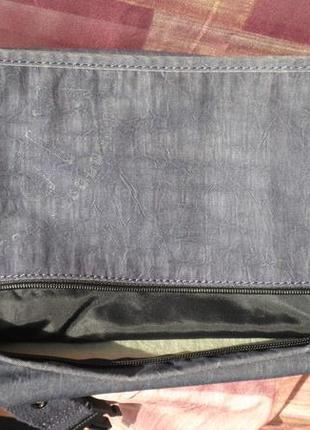 Качественная сумка кроссбоди для студента kipling trivor надёжная и качественная8 фото
