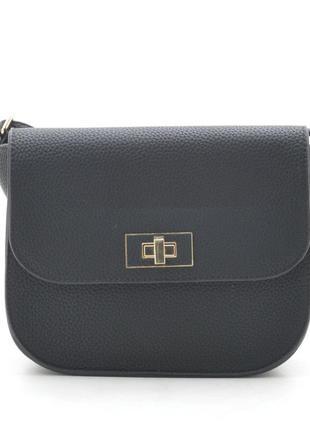 Новая женская черная сумка клатч