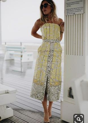 Conscious exclusive. платье h&m. 38(м)