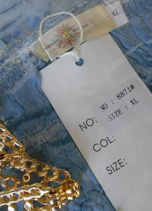 #крутое джинсовое платье в пол #qinglilaijia#размер xxl\  xl/так же пойдет на l\m\s,#9 фото