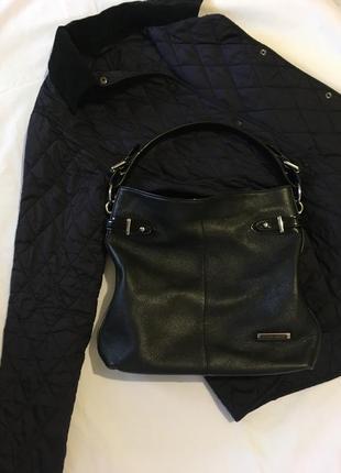 Стильная кожаная сумка antonio biaggi