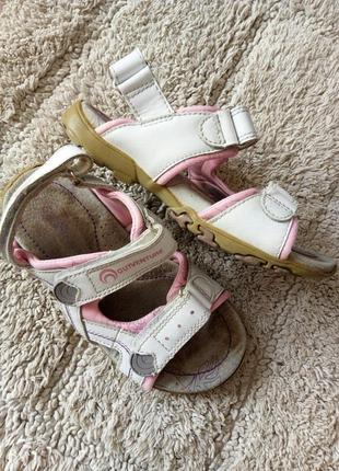 Босоножки сандалии кожа от dutventure