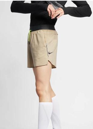 Мужские беговые шорты  nike tech pack