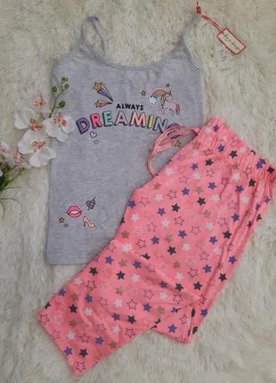 Женская пижама primark love to lounge1 фото