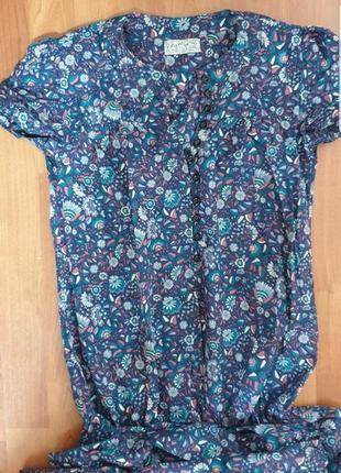 Легкое платье в пол3 фото