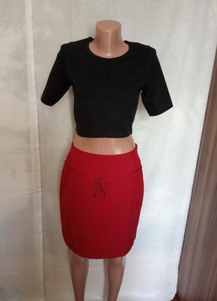 Летняя юбка,лёгкая юбка,юбочка,новая юбка,48р,испания.