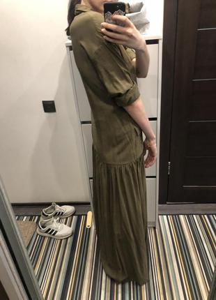 Платье рубашка sale2 фото