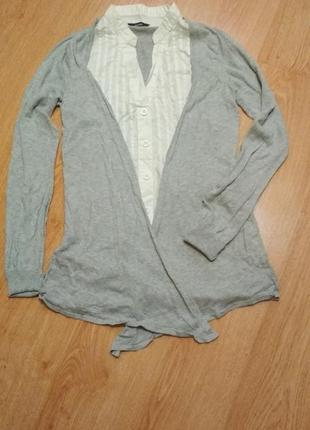 Блузка - кофта для беременных